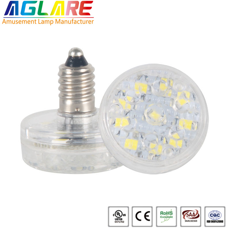 aglare amusement light e10 led bulb 60v for park...