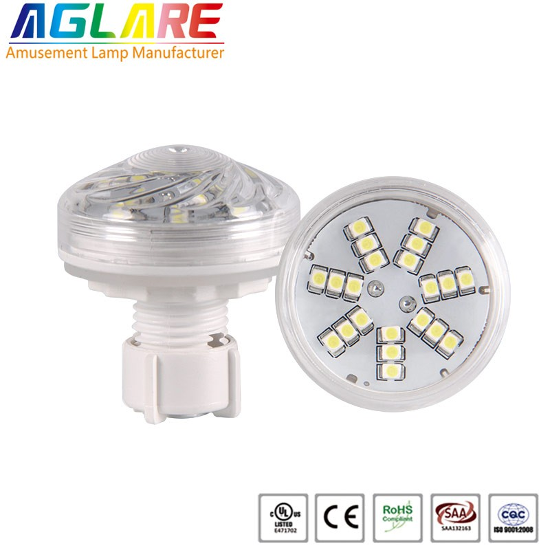 45MM led single color 3528 SMD E14 AC24V /AC60V Am...