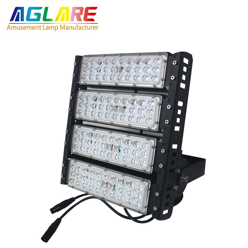 50W-500W IP65 DMX rgb led flood light outdoor...