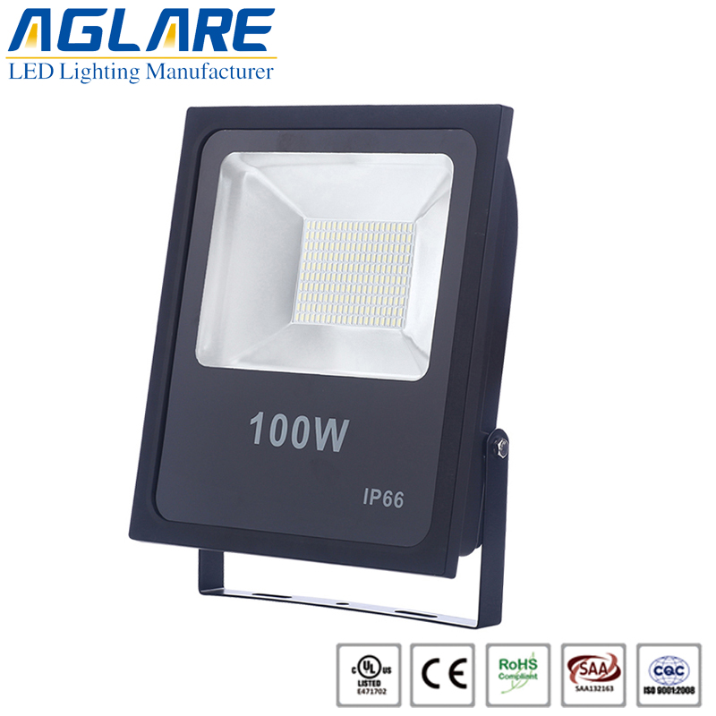 Ultra Slim  COB 100W flood light led...