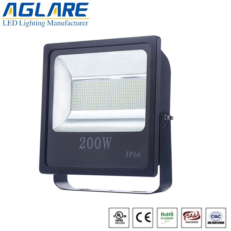 Ultra Slim  COB 200W flood light led...