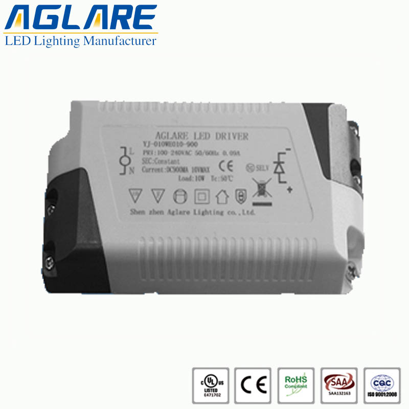 10W LED Constant Current Driver Power 900mA...