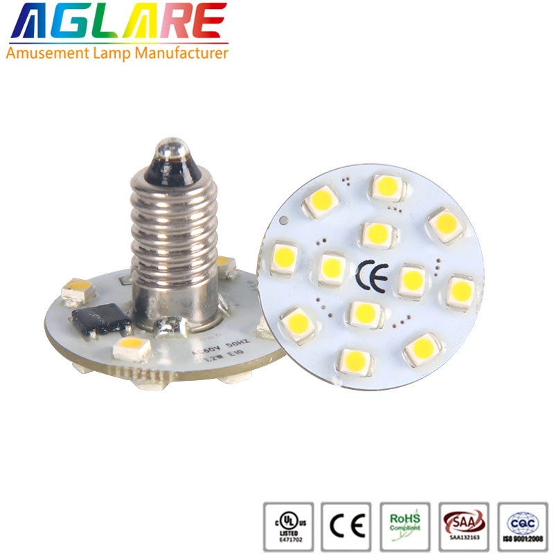 new e10 led amusement AC24/60/110v good price with...