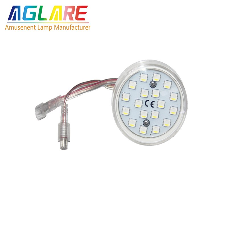 Aglare IP65 waterproof RGBW led pixel light amusem...