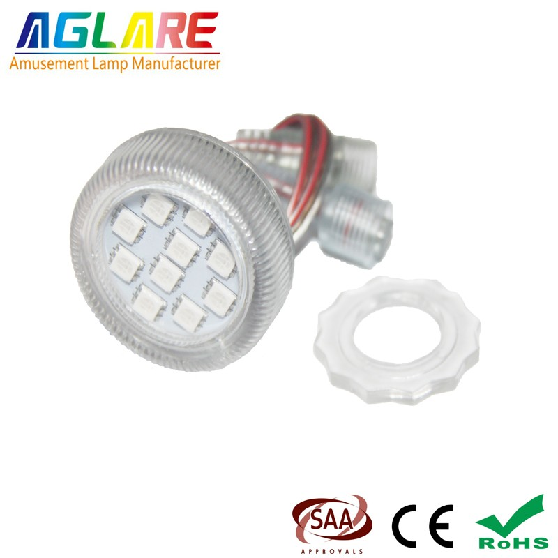 Waterproof SMD 5050 Programmable DC24V RGB Led Poi...