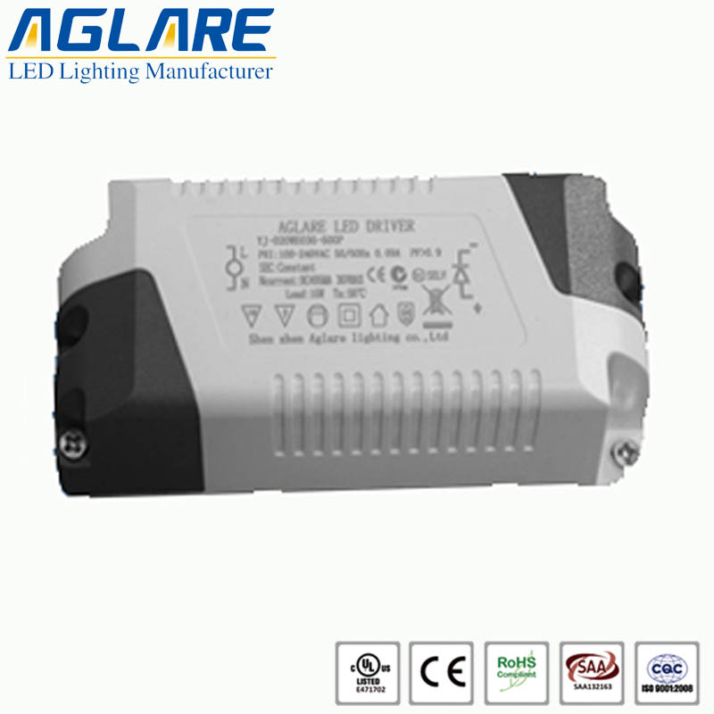20W LED Constant Current Driver Power Output Current 600mA